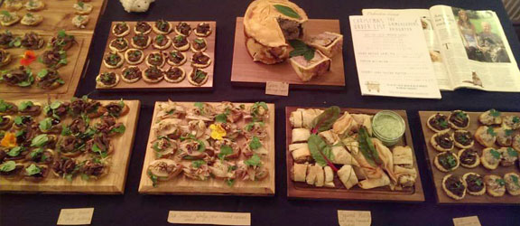 Froize wild food night